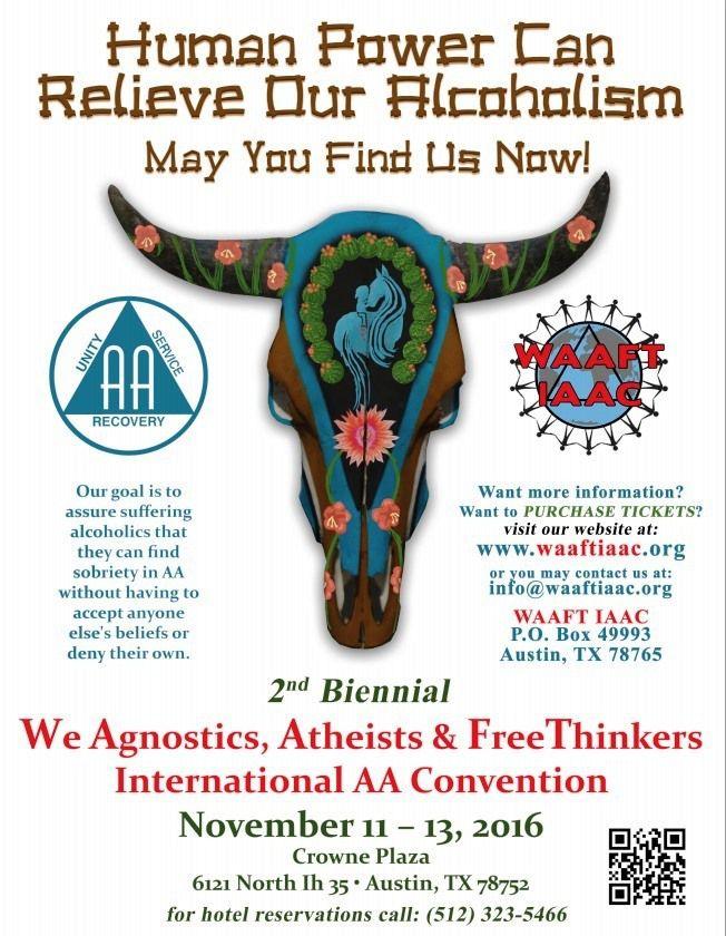 USA, Austin (TX) : le RV des Athées, Agnostiques et Libre-penseurs en AA