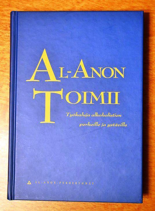 """""""Comment Al-Anon oeuvre pour les familles et les amis des alcooliques """""""