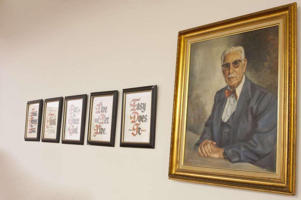 Pappy Norsworthy, le fondateur du Club