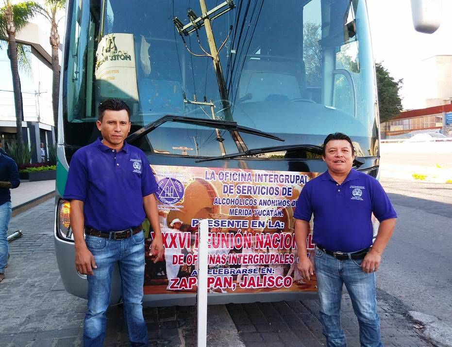 Participants de Merida - Yucatan