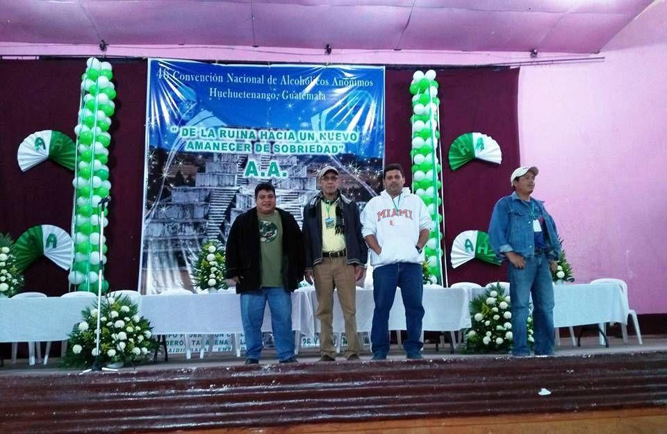GUATEMALA : 46 Convención Nacional
