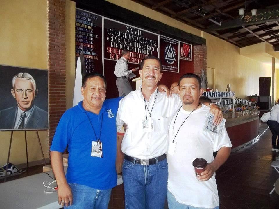 MEXIQUE : Congreso AA Tijuana 2012