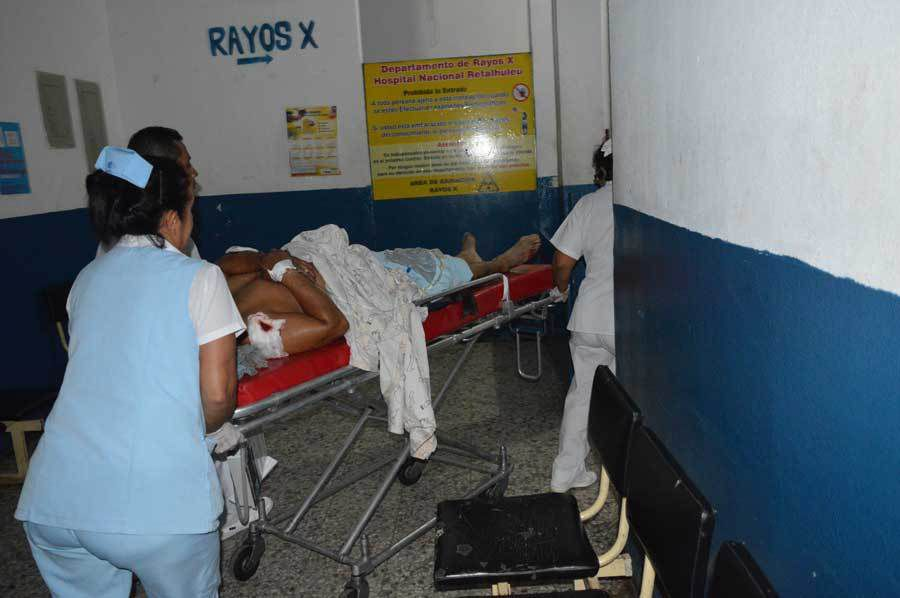 GUATEMALA : groupe AA attaqué