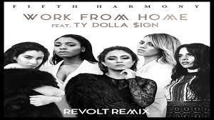 FIFTH HARMONY Work From Home (Revolt Remix)