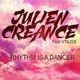 Julien Creance feat. V'Nuss - Rhythm Is A Dancer