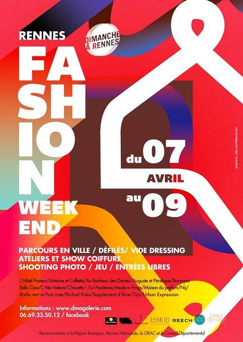 FASHION WEEK END du 07 au 09 avril Rennes 2017 ...