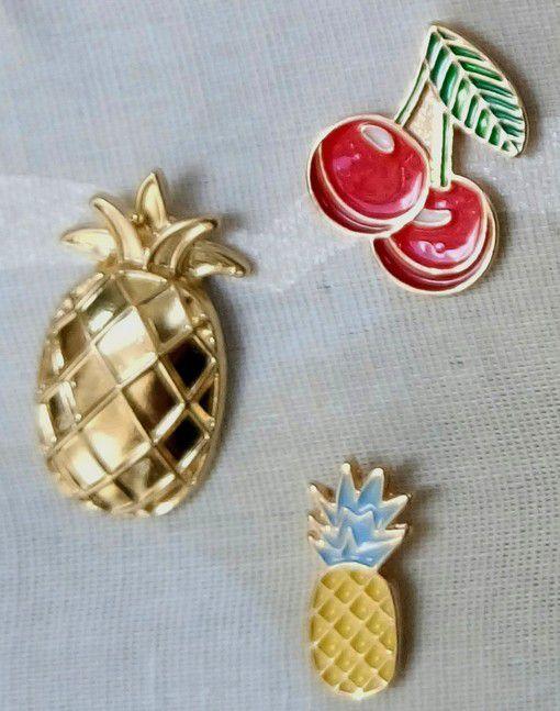 Pin's mania, perles et apprêts ... les dernières tentations... de Suppléments d'âme...
