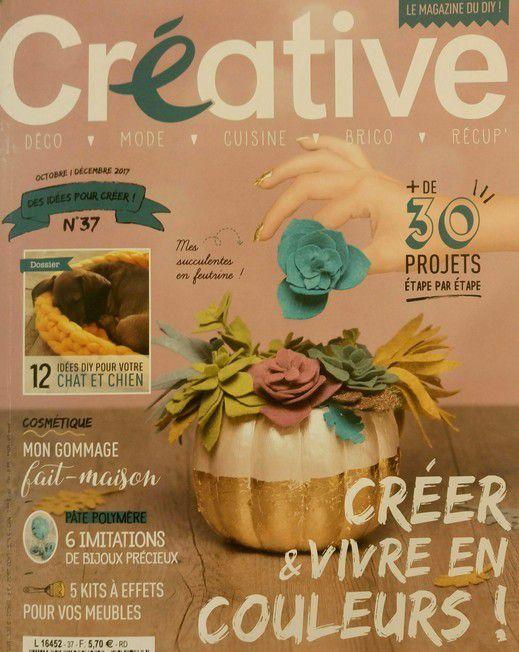La boutique épinglée par le magazine Créative ...