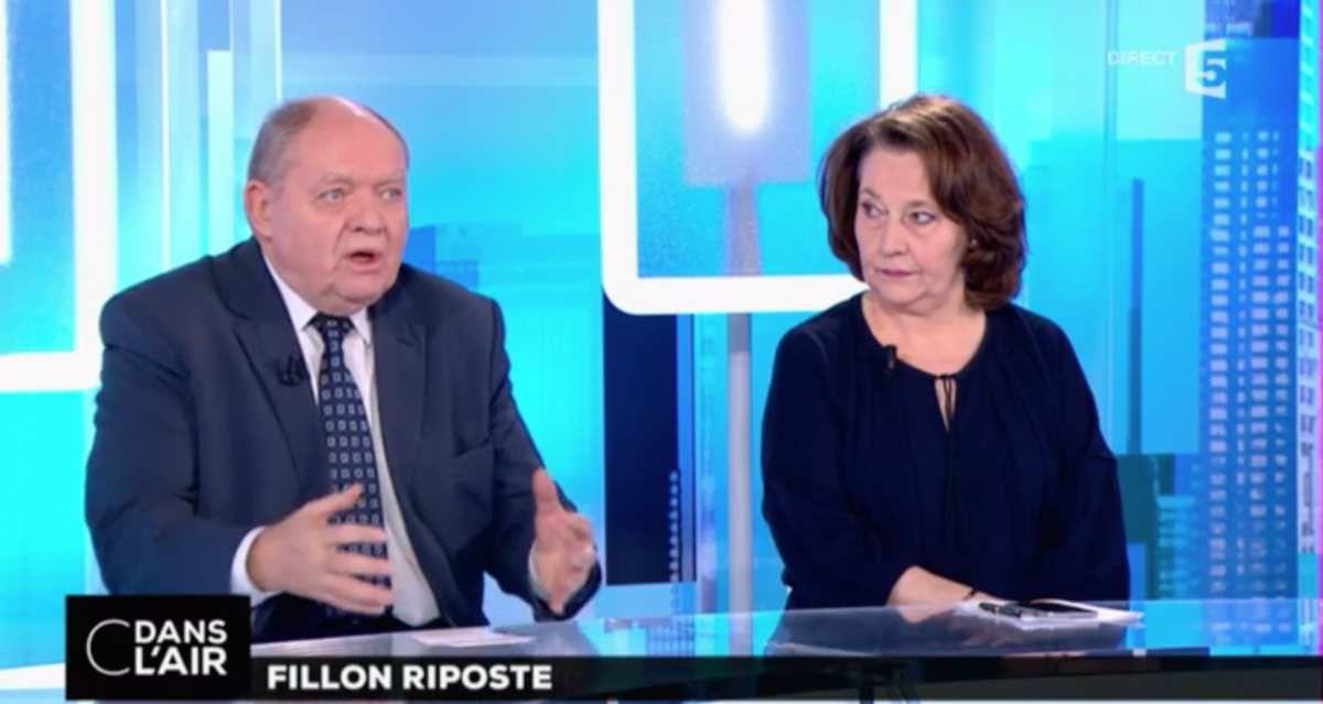 Mon intervention dans l'émission &quot&#x3B;C dans l'air&quot&#x3B; diffusée sur France 5