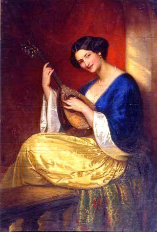 La mandoline nous séduit de ses sonorités dansantes...