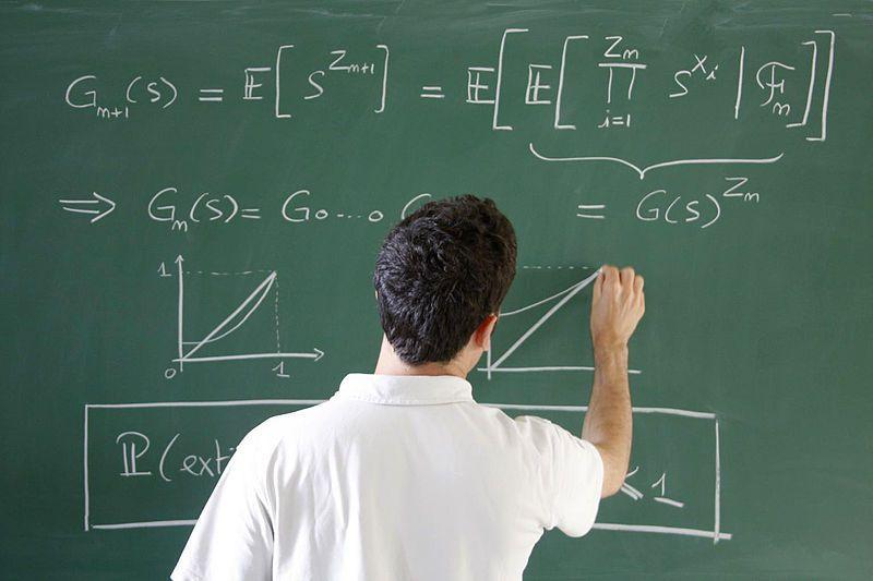 La tyrannie des mathématiques...