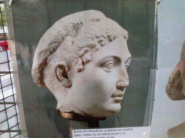 Sculpture en marbre 1er siècle av J C