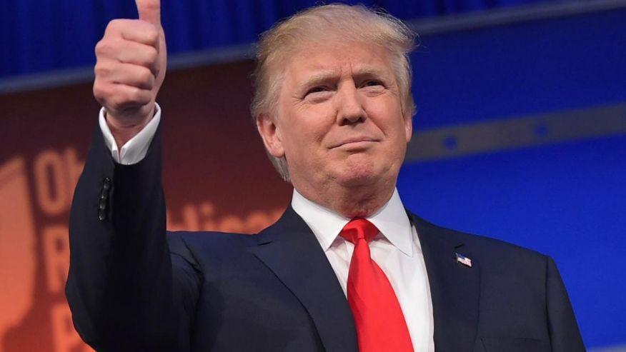 L'effrayant Monsieur Trump...