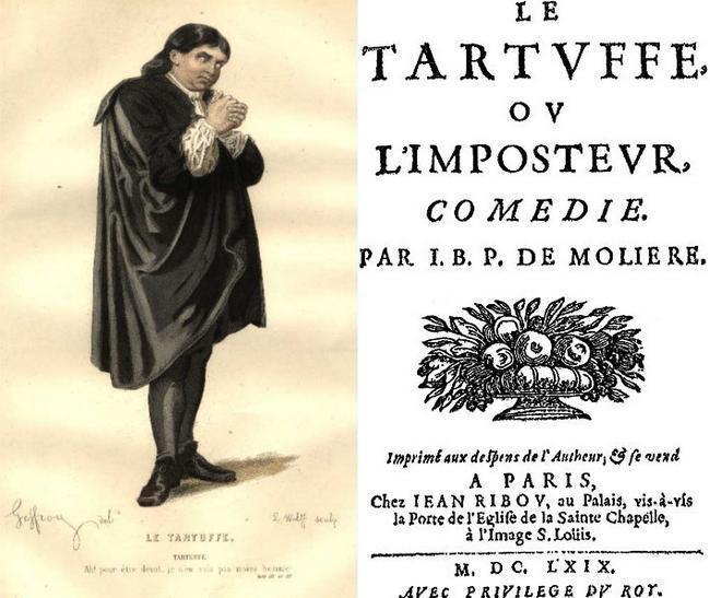 Tartuffe, une pièce politique...
