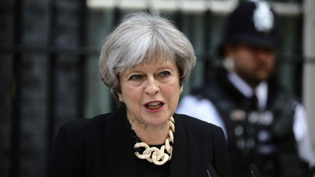 Communautarisme : la prise de conscience de Theresa May...