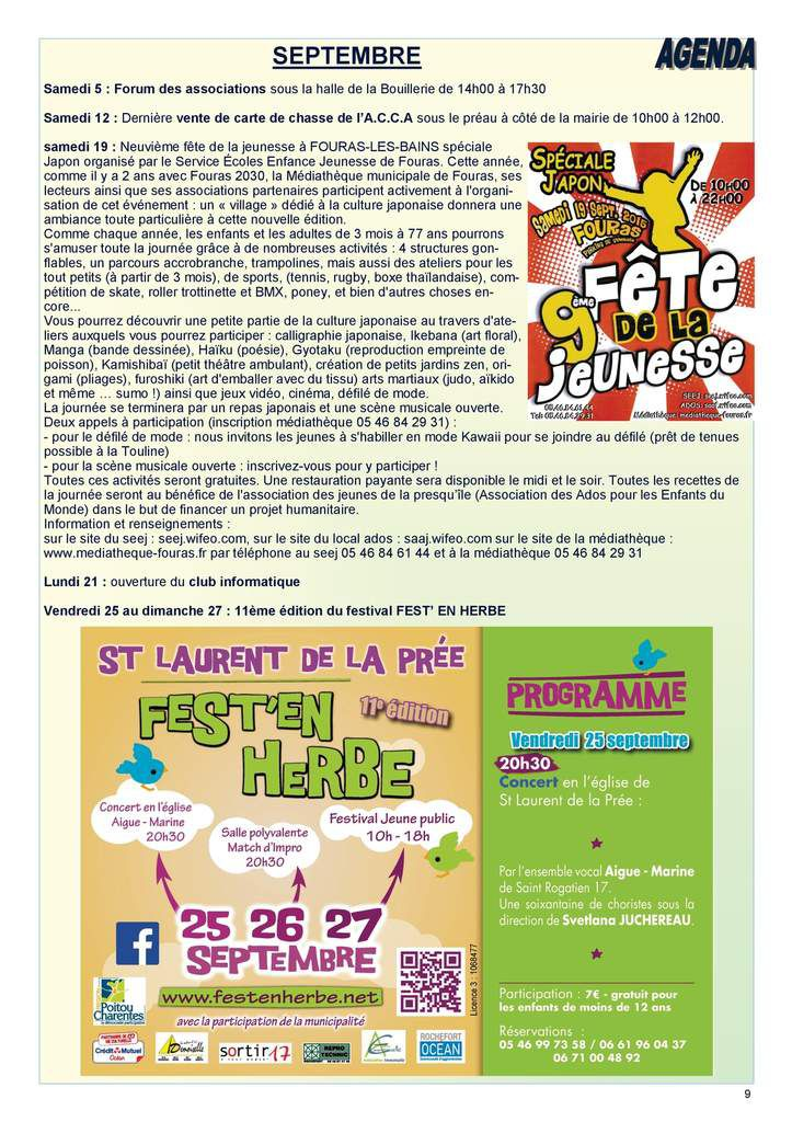 Le St Laurentais N° 31