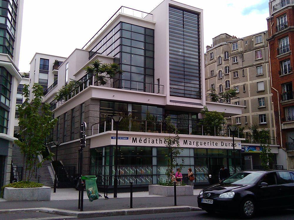 La médiathèque Marguerite Duras sera finalement fermée lors des prochains dimanches «électoraux»