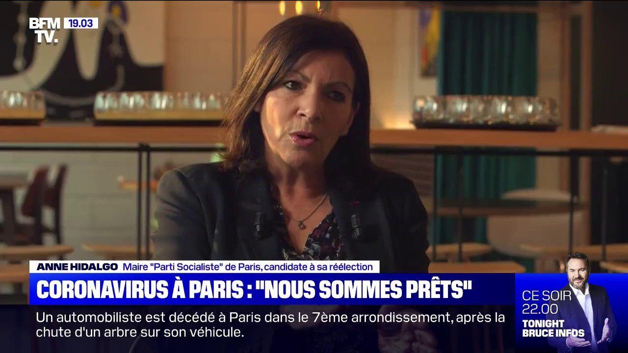 CoronaVirus: la Ville de Paris met en quarantaine sa communication en direction de ses agents