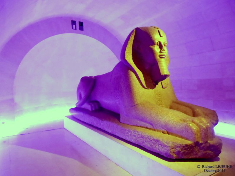 LE SPHINX  A 23