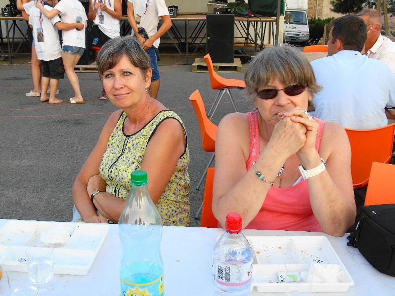 Résultats Saint Etienne la Varenne 2015