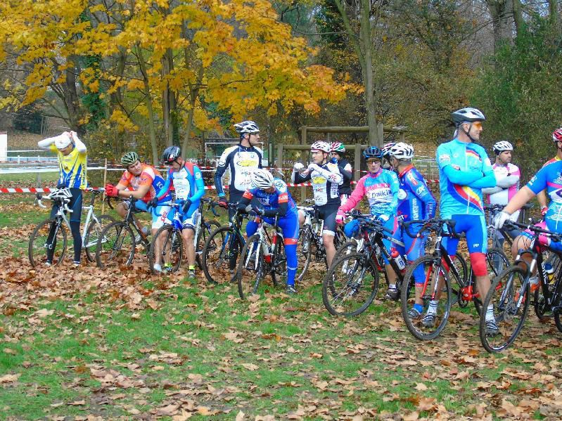 Cyclo-cross de La Bachasse
