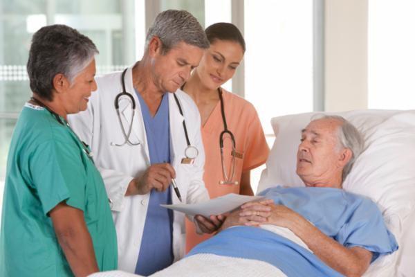 Partage d'informations médicales