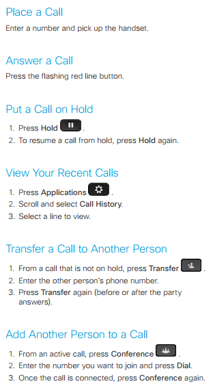 Quick Start Guide-Cisco IP Phone 7800 Series for Third-Party Call Control-01