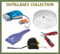 Objets publicitaires - collection outillage