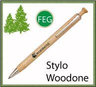 Vign stylo Woodone en bois de bouleau
