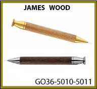 Stylo ou porte mines JAMES WOOD luxe cadeau d affaires - GO36-5010-5011L
