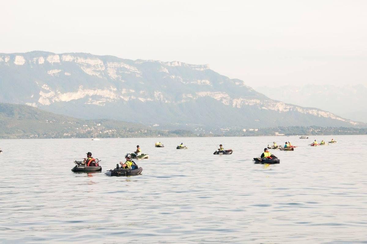 Pro Elite 4 : Lac du Bourget