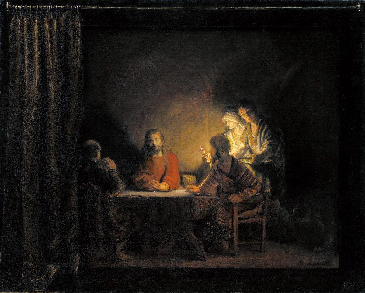 Dieu reste dans l'obscurité