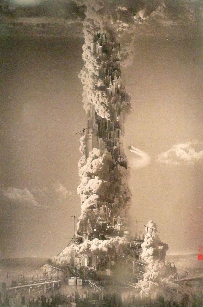 La Nature ne s'accroche jamais à l' Idée de Babel (pour M.M...Et le reste du Monde/Univers)