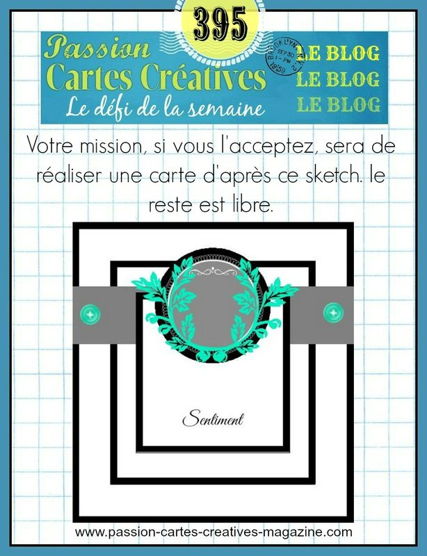 CHALLENGE PASSION CARTES CREATIVES 395