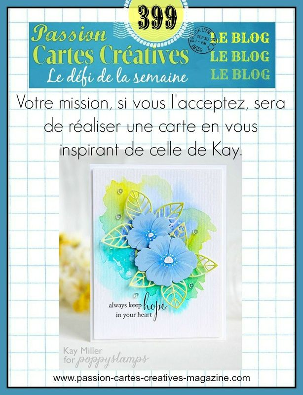 CHALLENGE PASSION CARTES CREATIVES 399