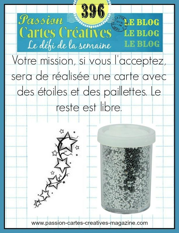 CHALLENGE PASSION CARTES CREATIVES 396