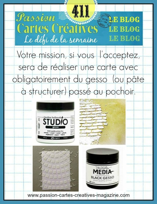 CHALLENGE PASSION CARTES CREATIVES 411