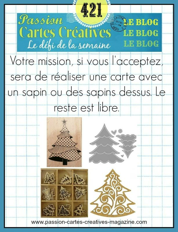 CHALLENGE PASSIONS CARTES CREATIVES 421