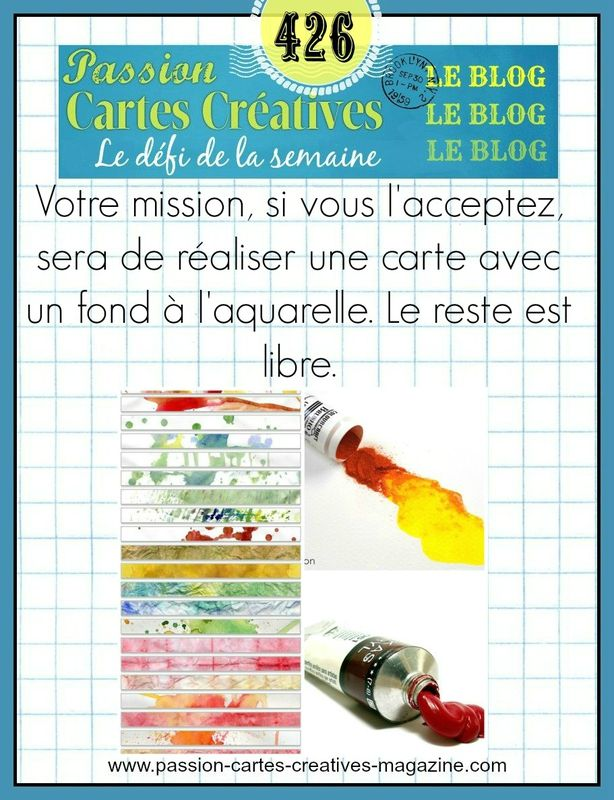 CHALLENGE PASSIONS CARTES CREATIVES 426