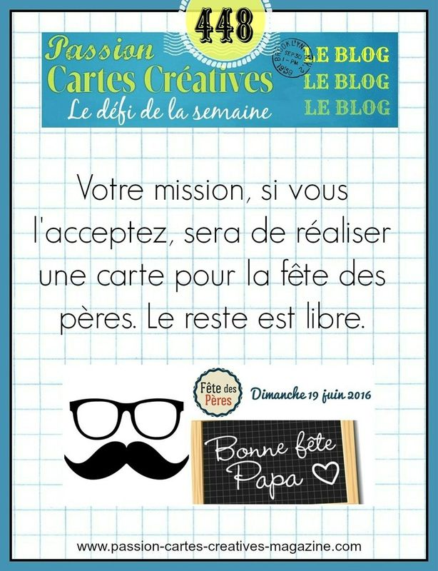 PASSION CARTES CREATIVES 09/06/2016