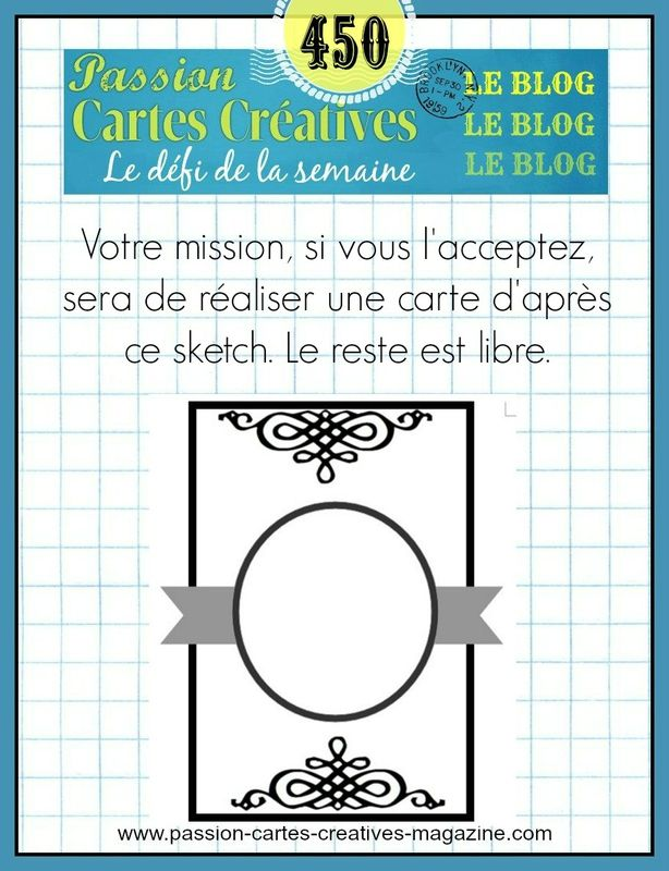 CHALLENGE PASSION CARTES CREATIVES 450