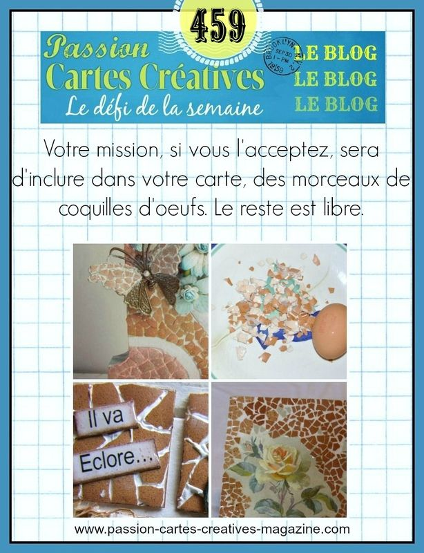 PASSION CARTES CREATIVES 459