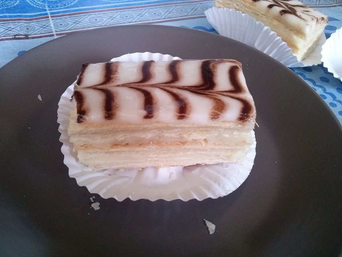 mes mille feuilles