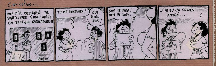 Caricature ...