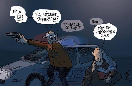 Légitime déviance - Marc La Mola, ex flic et auteur