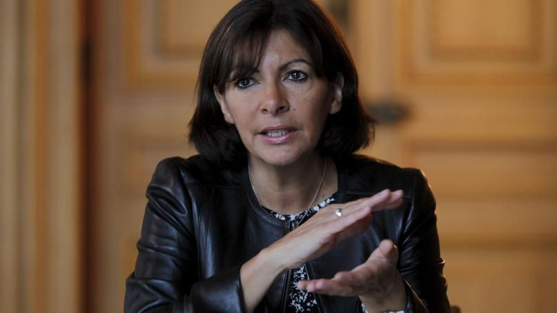 Anne hidalgo créée l'union syndicale. Un événement rarissime à la mairie de Paris