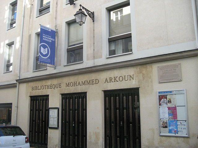 Paris: La bibliothèque Arkoun (Ve) fermée pour raison de sécurité