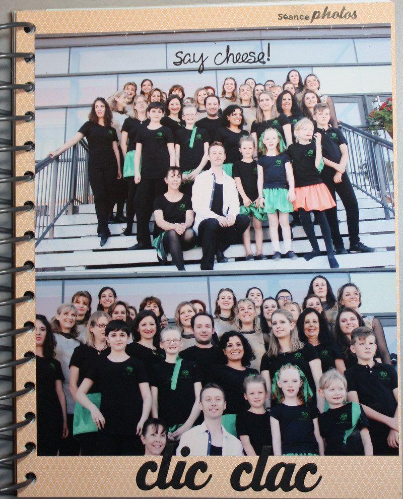 Mini-album : Irish Dancing (p 50 et 51)