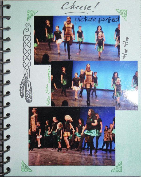 Mini-album : Irish Dancing (p 60 et 61)