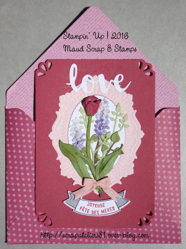 Ma carte pour la fête des mères